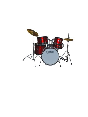 Granite Rock Red Drumset Junior Kit