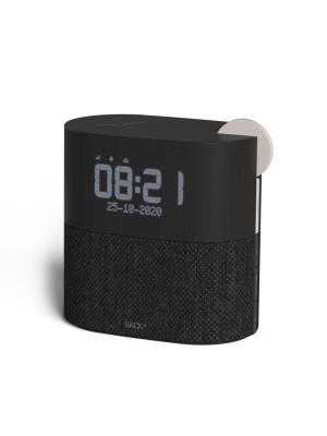 Sackit WAKEit  Clock-Radio Pearl