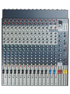 Soundcraft GB2R 12CH - 12 mic 2 stereo