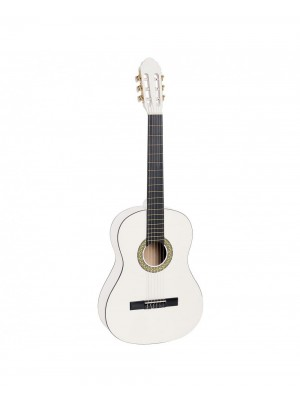 Soundsation Primera Student 44 White Κλασσική κιθάρα 4/4