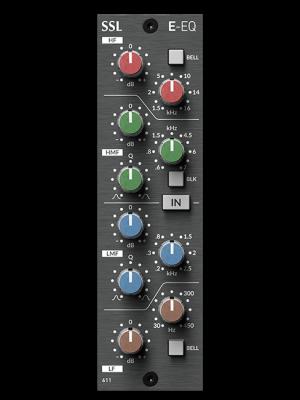 Solid State Logic E-EQ 500 E-Series EQ Module