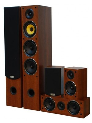 Taga harmony TAV-506 v.2 Set Walnut - 5.0