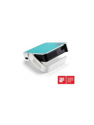 Viewsonic M1 mini+  Φορητός projector LED Bluetooth 854 x 480 120 Ansi Lumens Τιρκουάζ
