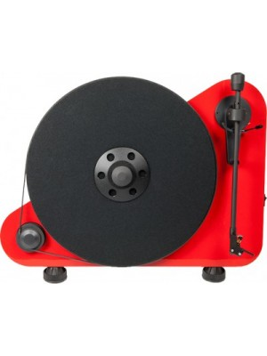 Pro-Ject VT-E R Red / OM 5E - Belt Drive
