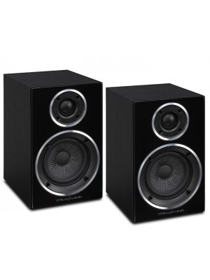 Wharfedale Diamond 210 Black (Ζεύγος)