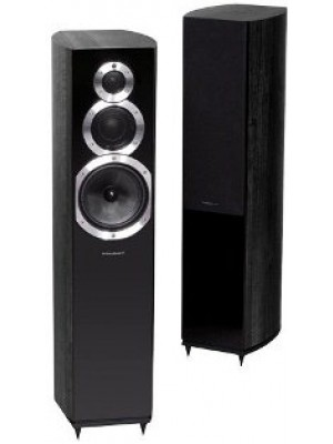 Wharfedale Diamond 10.5 Black  (Ζεύγος)