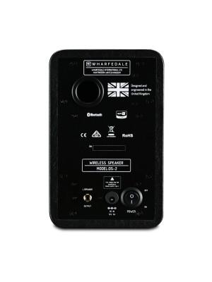 Wharfedale DS-2 Ασύρματο Αυτοενισχυόμενο Ηχείο Bluetooth White (Ζεύγος)